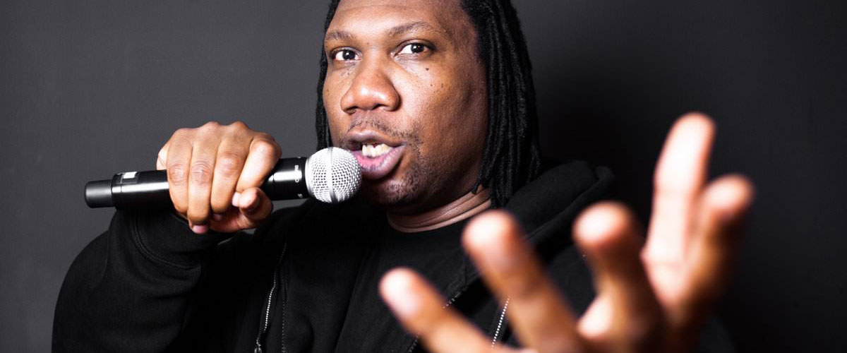 KRS-One.