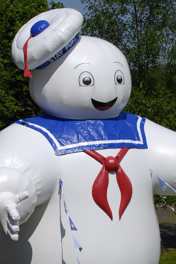 Stay Puft.