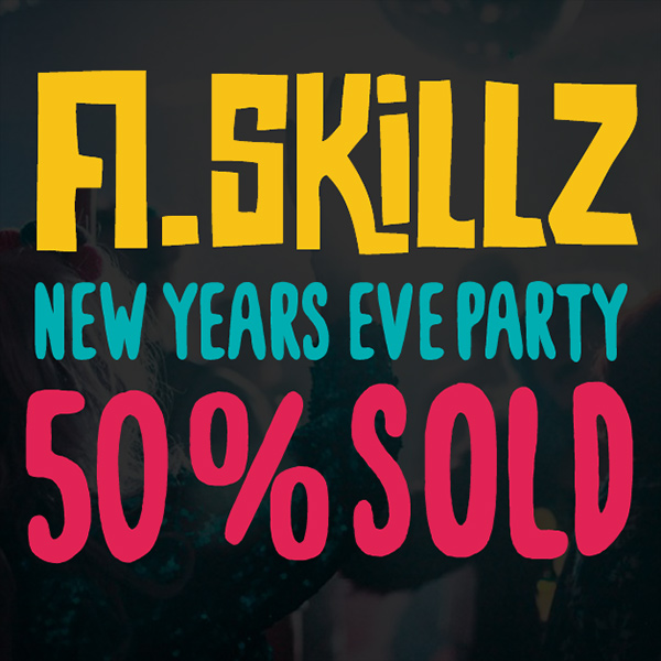 A.Skillz - Cardiff New Years Eve.