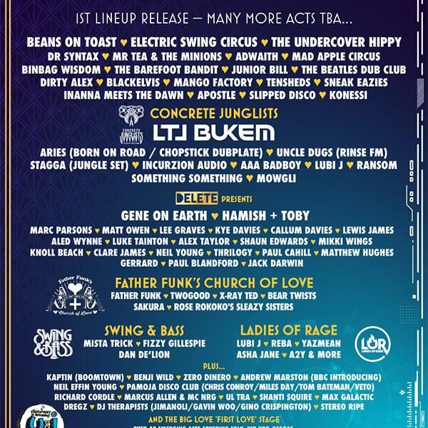 2020 festival lineup.